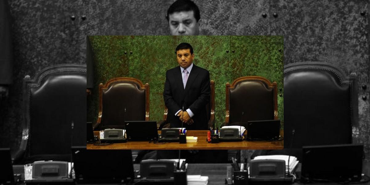 Diputados: Pedro Velásquez condenado por fraude al Fisco fue elegido segundo vicepresidente