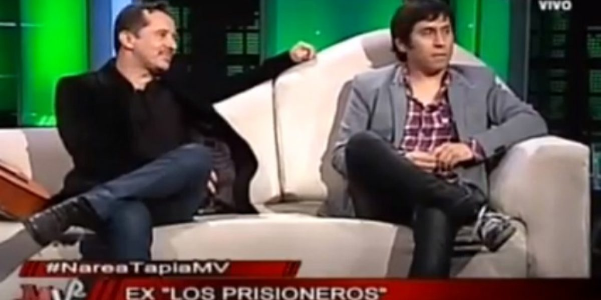 Esto piensan Claudio Narea y Miguel Tapia sobre Piñera y Bachelet