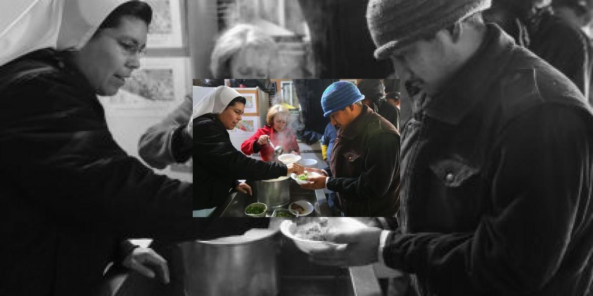 Advierten a monjas en Miami que alimentar sin permiso a los pobres es ilegal