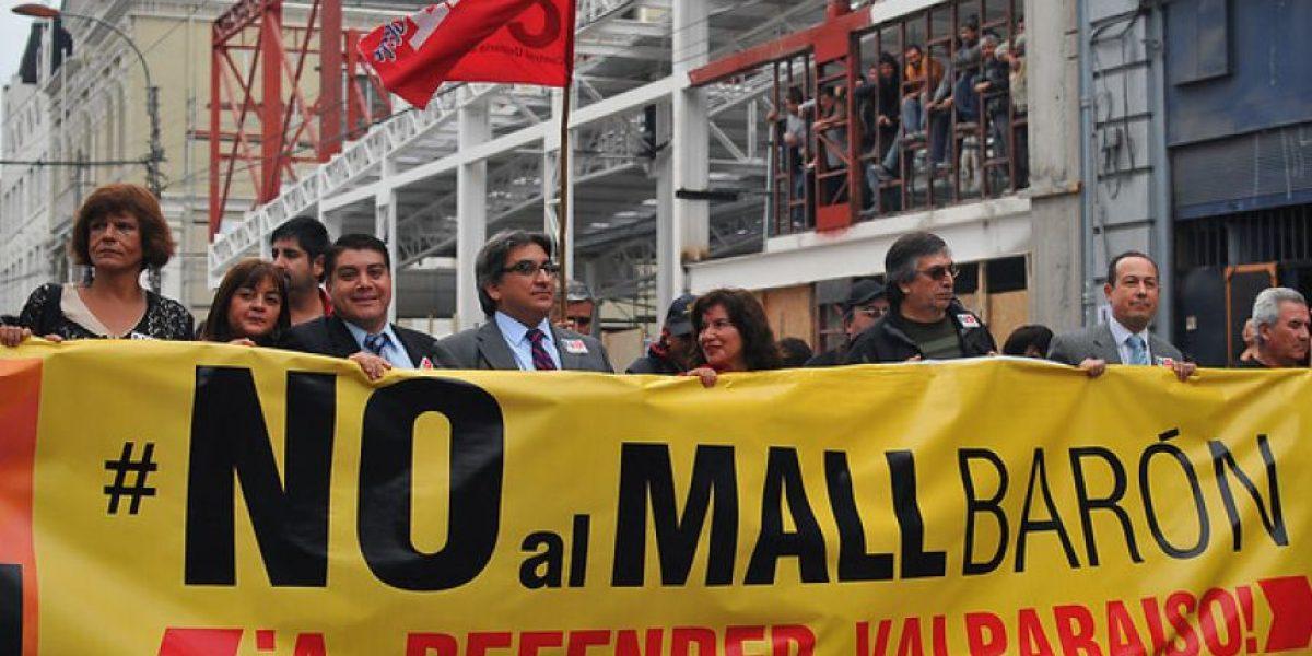 [FOTOS] Porteños se manifiestan en contra el polémico proyecto