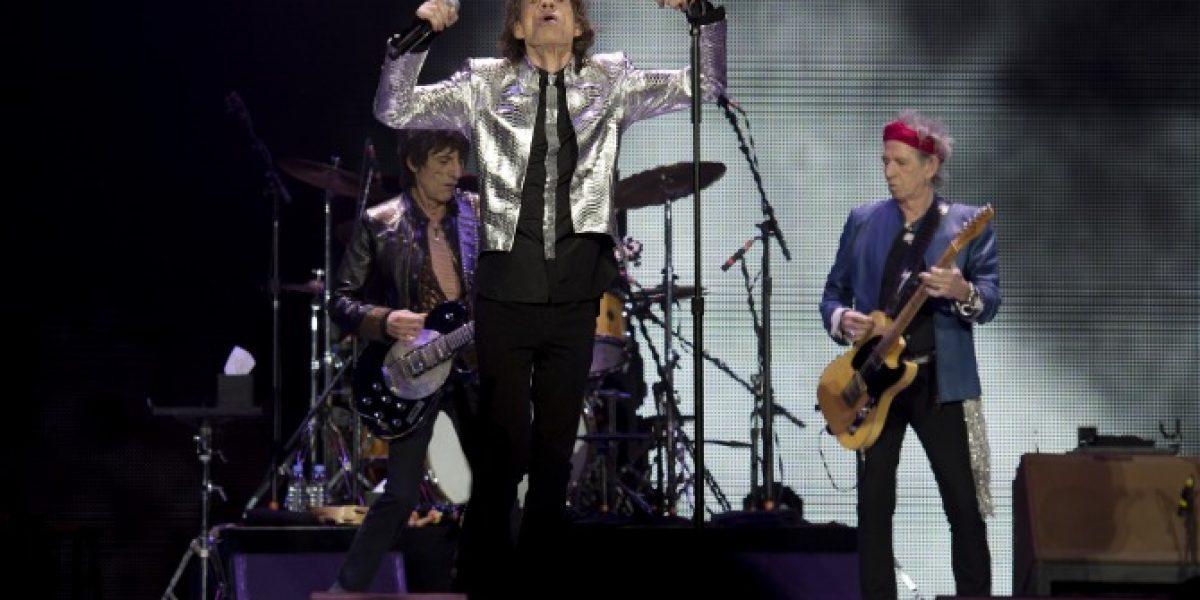 Así sería el show de los Rolling Stones en Chile