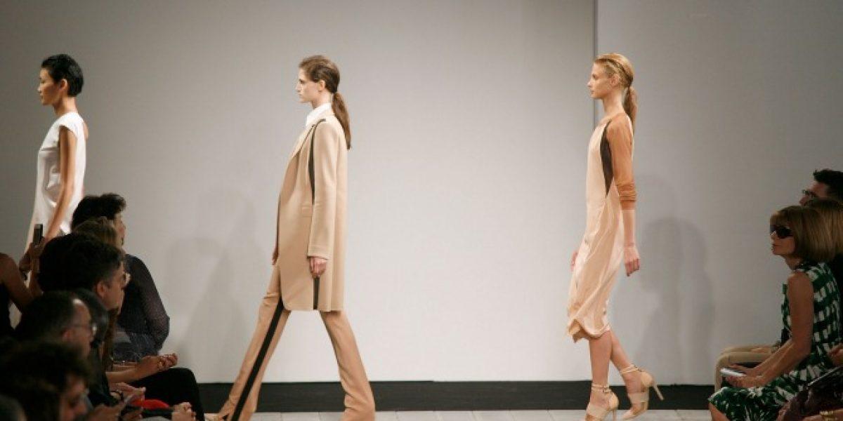 Ex editora de Vogue asegura que las modelos comen pañuelos de papel para adelgazar