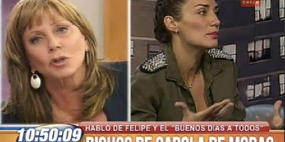 Argandoña en picada contra De Moras: