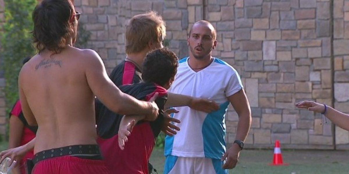 Mundos Opuestos 2: Andrés y Rubén casi terminan a los golpes