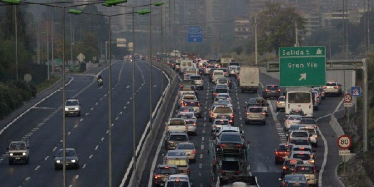 Autopistas urbanas obtienen $53.468 millones en utilidades durante 2012