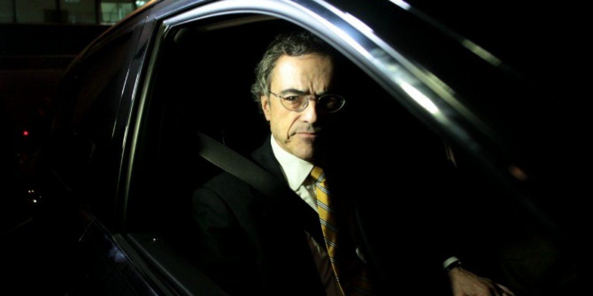 René Cortázar vuelve al directorio de Canal 13 tras renuncia de Andrónico Luksic