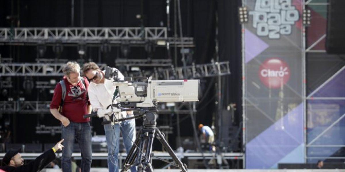 Lollapalooza Chile 2013 se transmitirá vía streaming a todo el continente americano