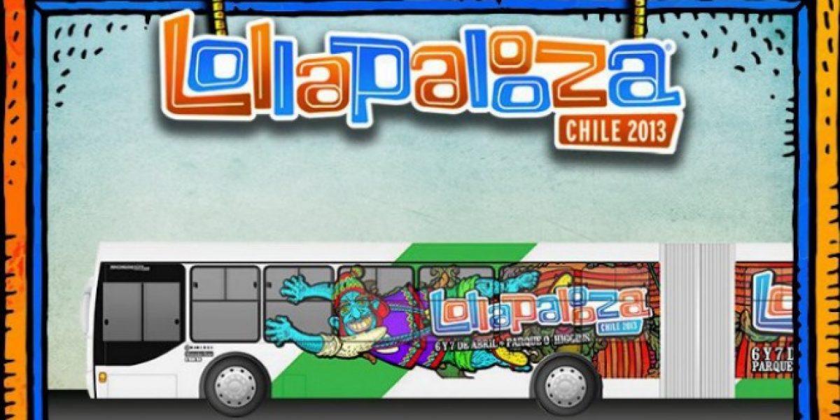 Todo lo que necesitas saber para Lollapalooza Chile