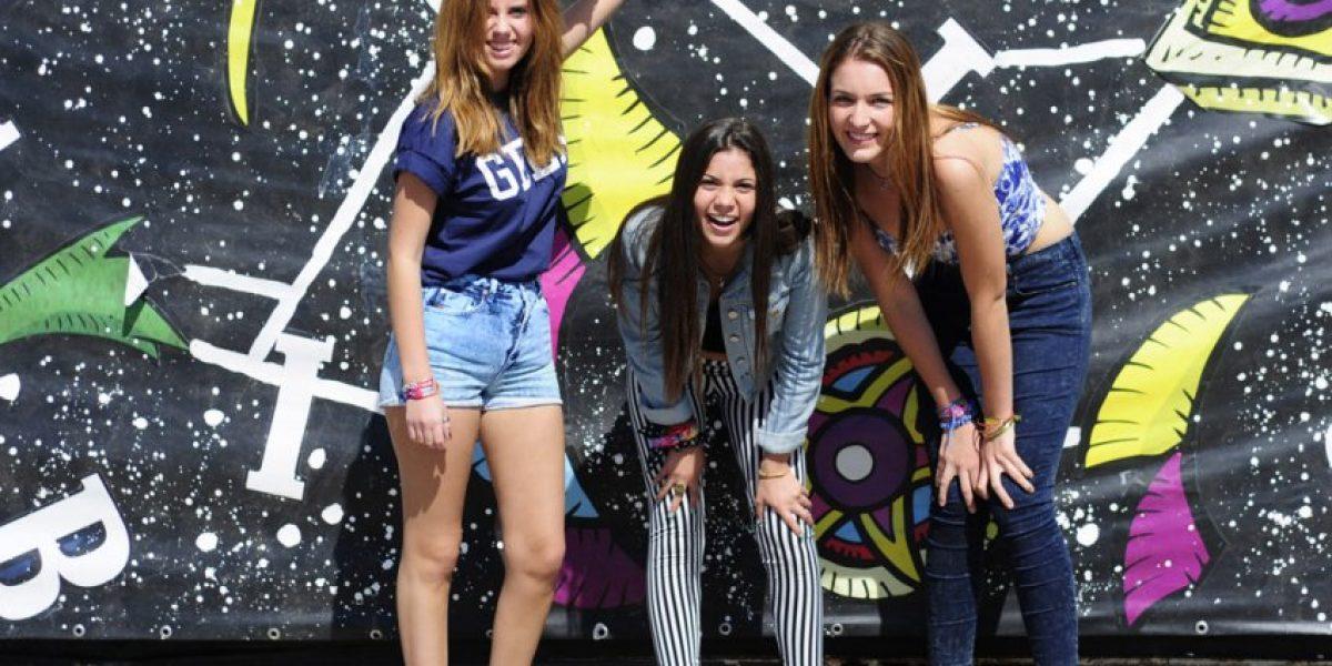 Estos son los mejores looks del segundo día de Lollapalooza Chile