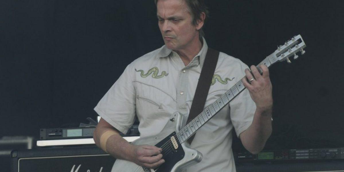 Uno de la casa: Mike Patton y su Tomahawk en Lollapalooza Chile