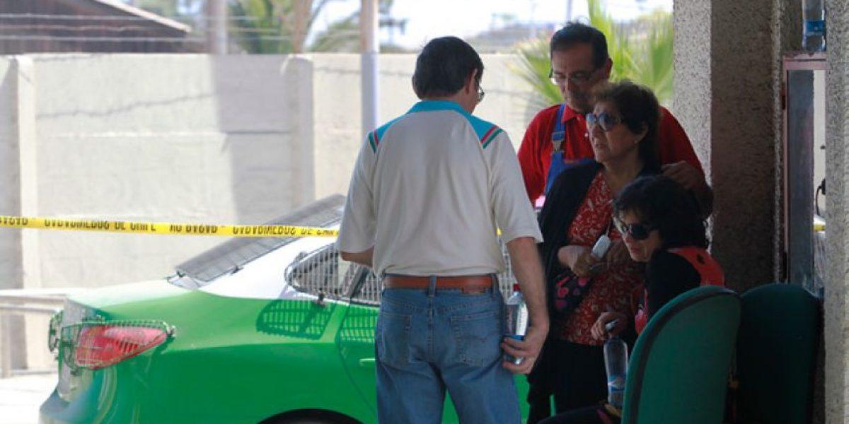 [FOTOS] Indagan un posible suicidio de guardia en mall de Iquique