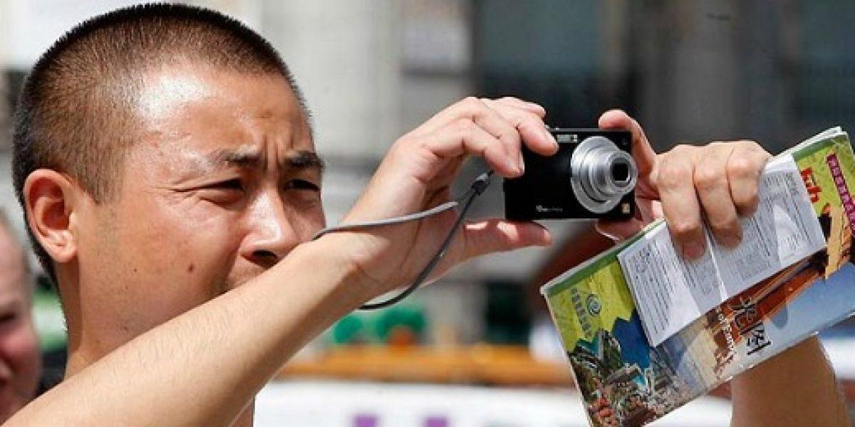 Turistas chinos son los que más gastan cuando viajan