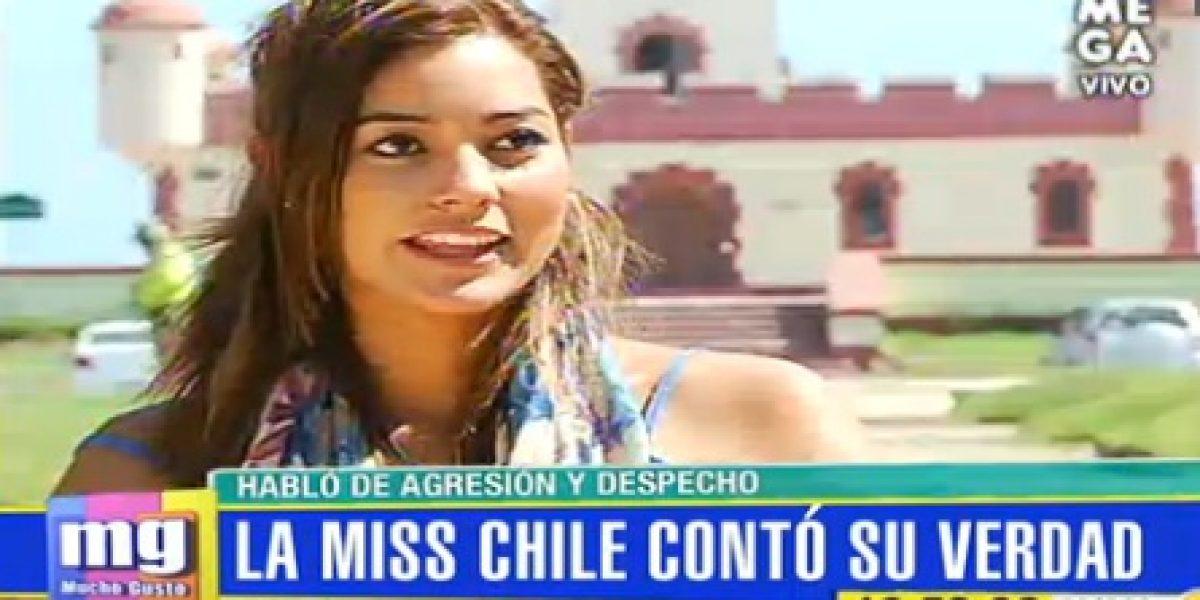 Camila Recabarren le pide a