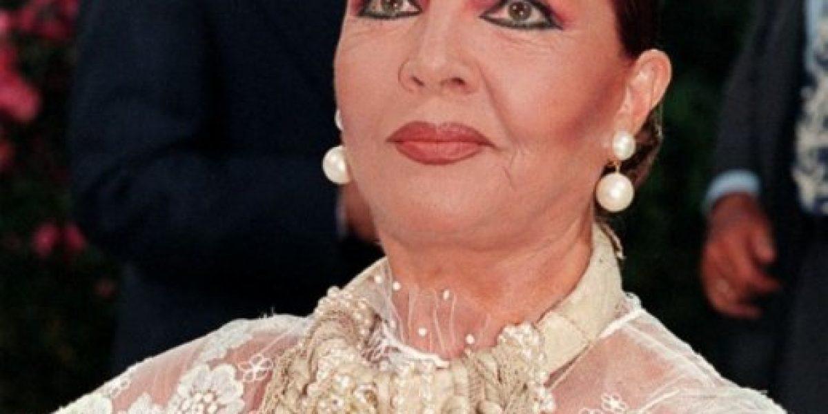 Muere a los 85 años la actriz española Sara Montiel