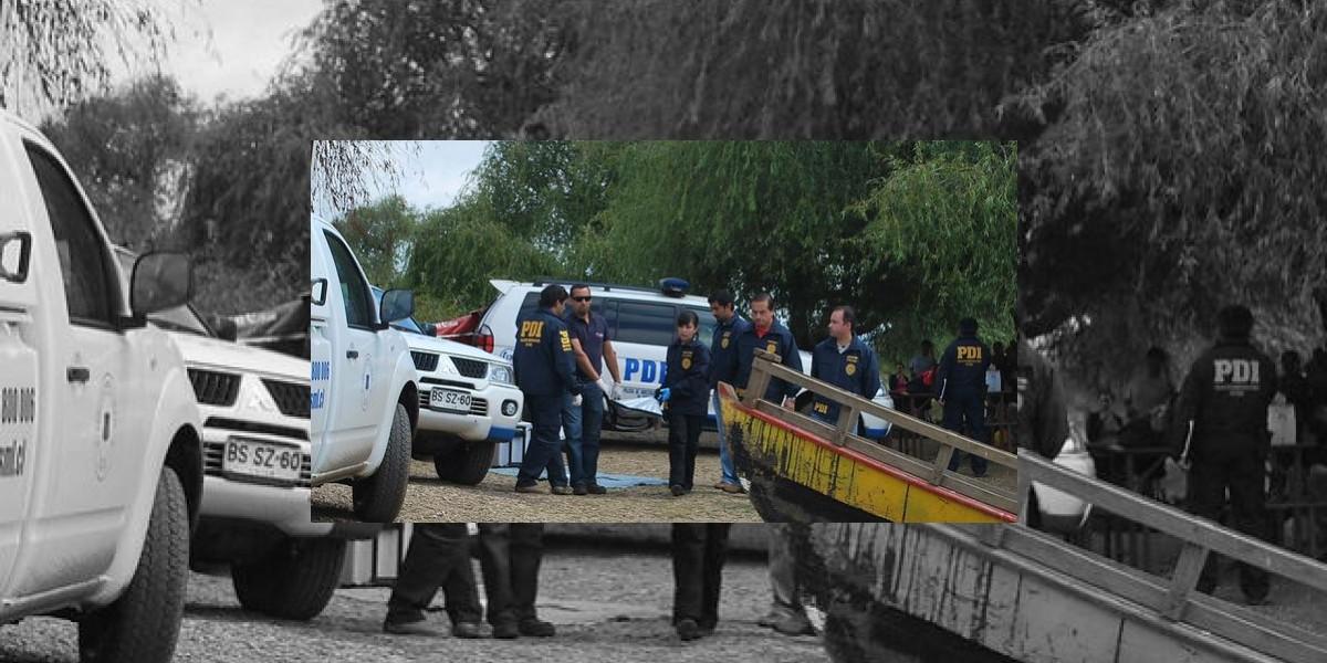 Conmoción en Codegua: Encuentran cuerpo sin vida en canal de regadío