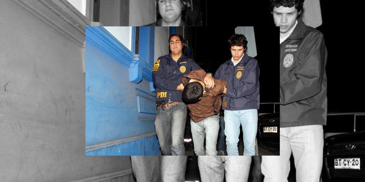 PDI arresta a reo que estaba prófugo tras fugarse del Hospital Sótero del Río