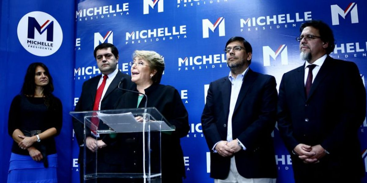 Ricardo Lagos Weber y Óscar Landerretche encabezan equipo para reforma tributaria de Bachelet