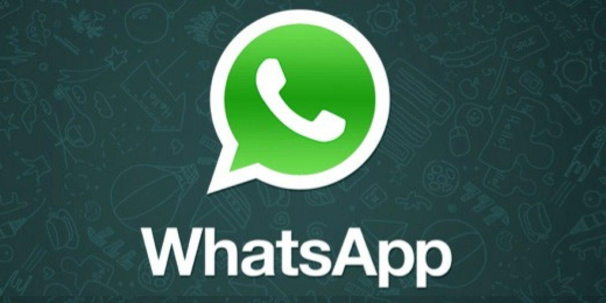 WhatsApp niega existencia de negociaciones para venta a Google