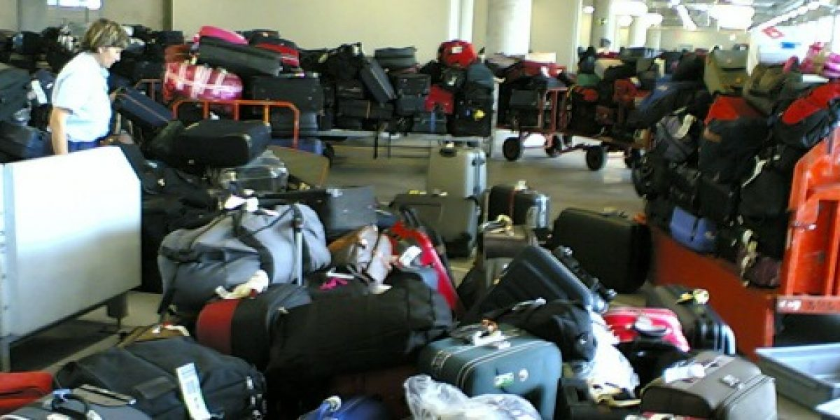 Cerca de 26 millones de maletas se perdieron, retrasaron o dañaron durante 2012 en el mundo