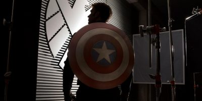 "Marvel revela primera imagen de ""Capitán América: The Winter Soldier"""