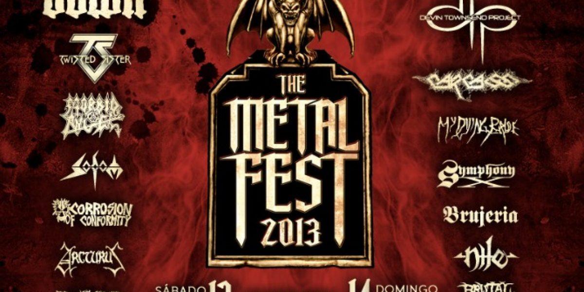 Brujería se suma a The Metal Fest en reemplazo de Voivod