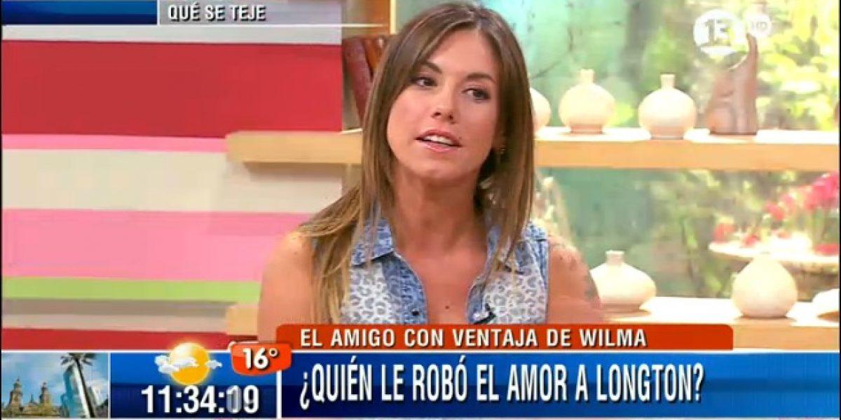 María Paz Wagner habla del nuevo amor de Wilma y confirma que terminó con Pedro