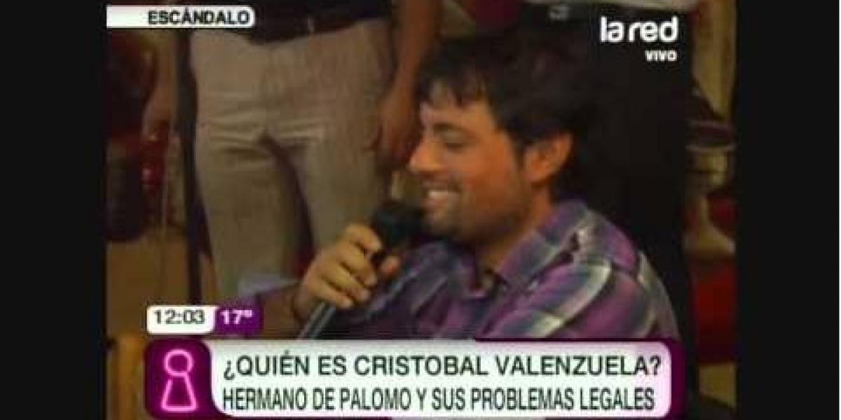 ¿Quién es Cristóbal Valenzuela? El hermano de