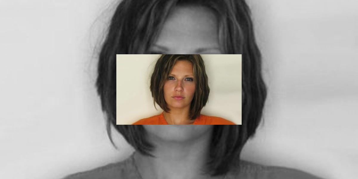 Foto de bella mujer arrestada se transforma en viral en internet