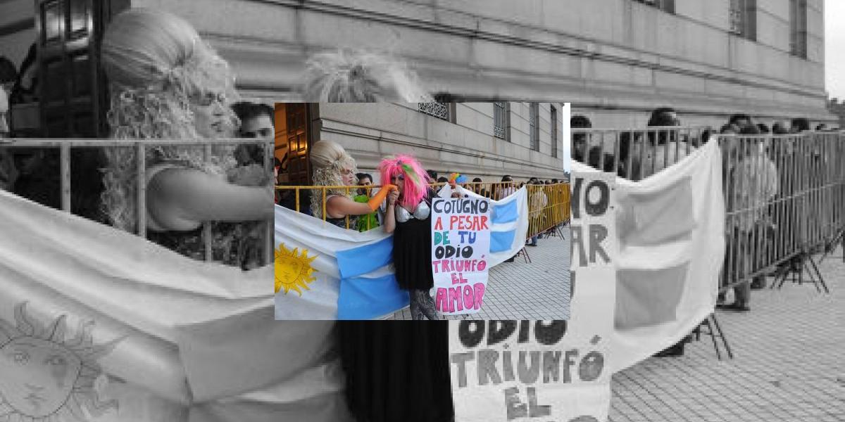 Uruguay es el segundo país en Latinoamérica en legalizar el matrimonio homosexual