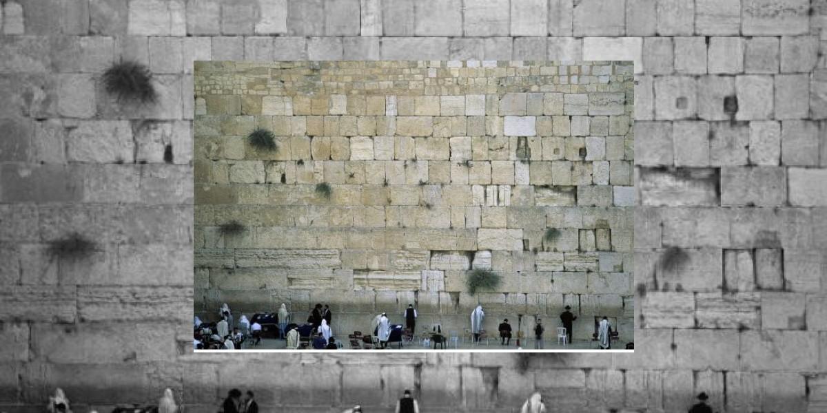 Detienen a cinco mujeres en el Muro de los Lamentaciones por usar ropa masculina