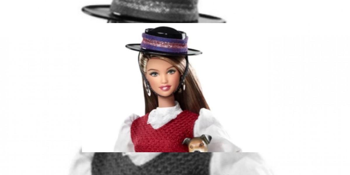 Experta en Barbies también critica a representante chilena