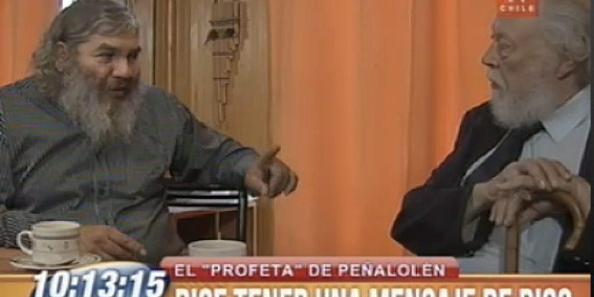 Profeta de Peñalolén aclara polémica con su nueva esposa de 18 años