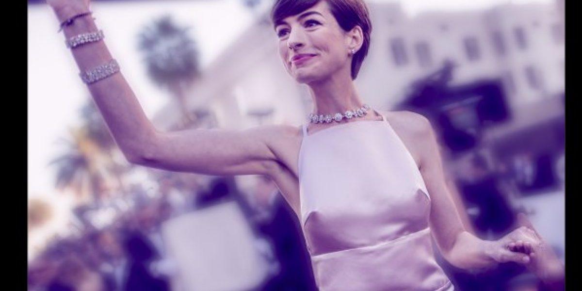 Anne Hathaway confirma participación en nueva cinta de Nolan