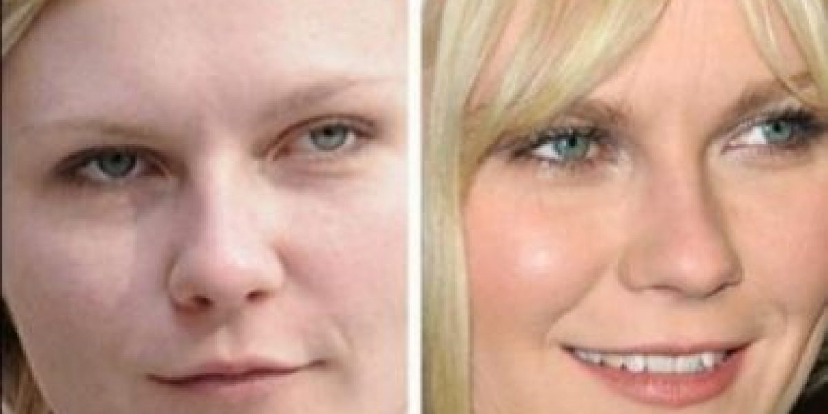 Fotos: Famosas sin maquillaje