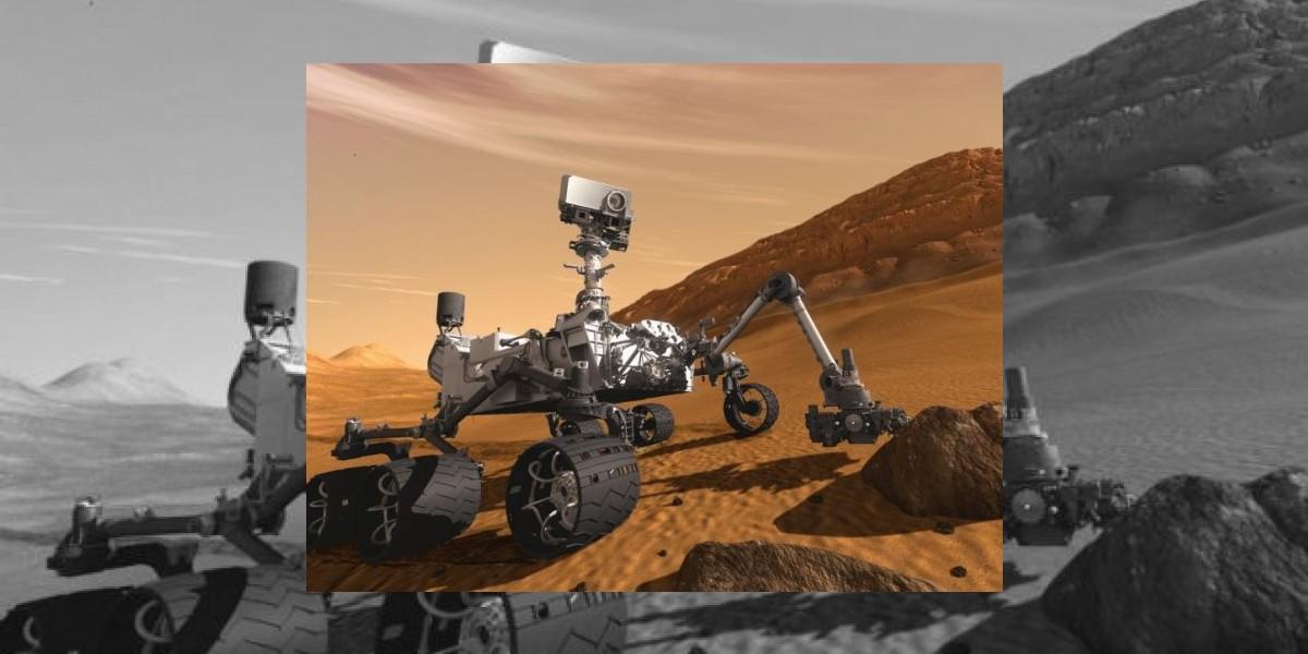 Experto asegura que es difícil que el Curiosity halle restos de vida en Marte