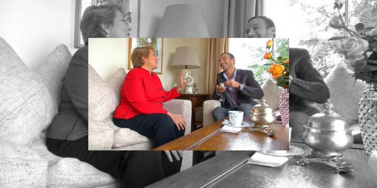 UDI analiza una queja formal contra TVN por entrevista a Bachelet