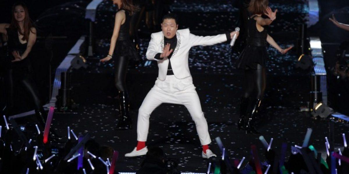 Acusan a Psy de plagiar coreografía en su nuevo sencillo