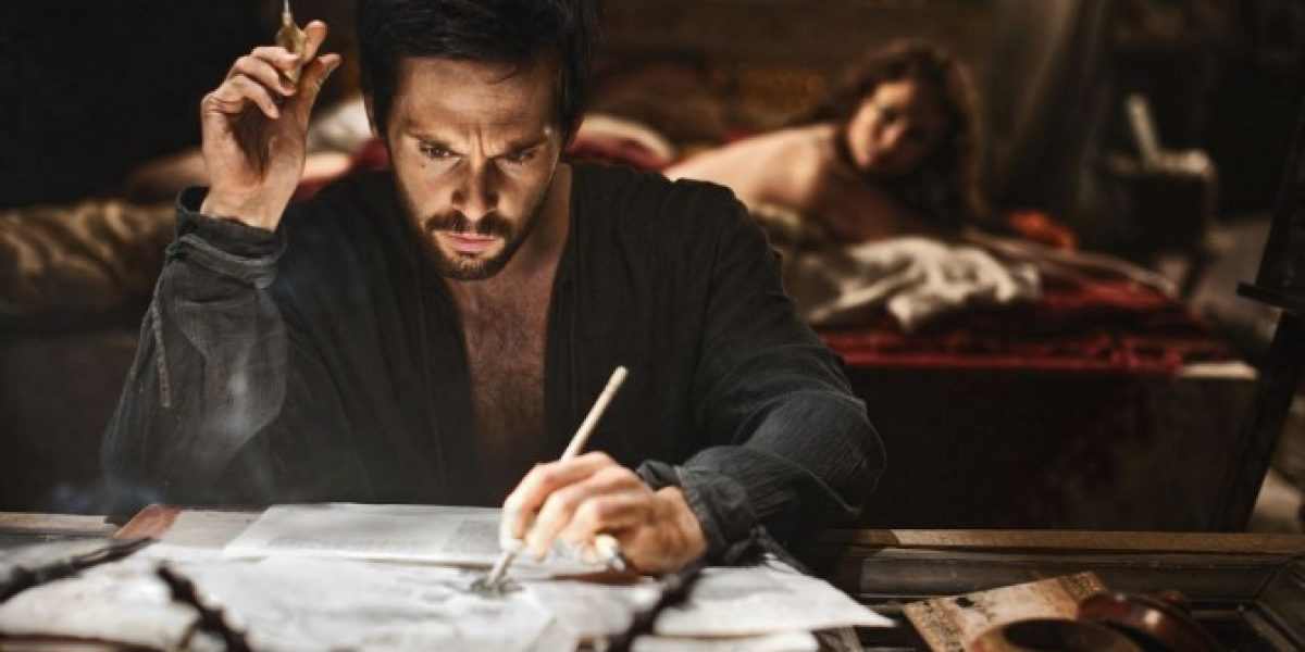 Da Vinci llega a la pantalla chica como un genio torturado y mujeriego