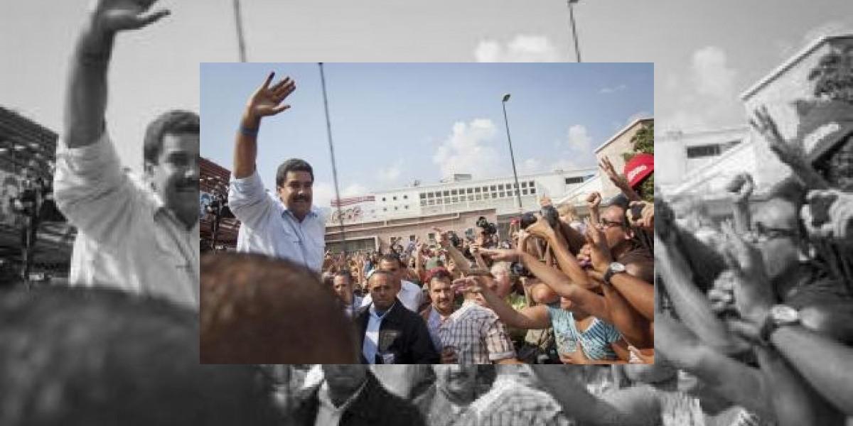 Maduro ganó elecciones en Venezuela