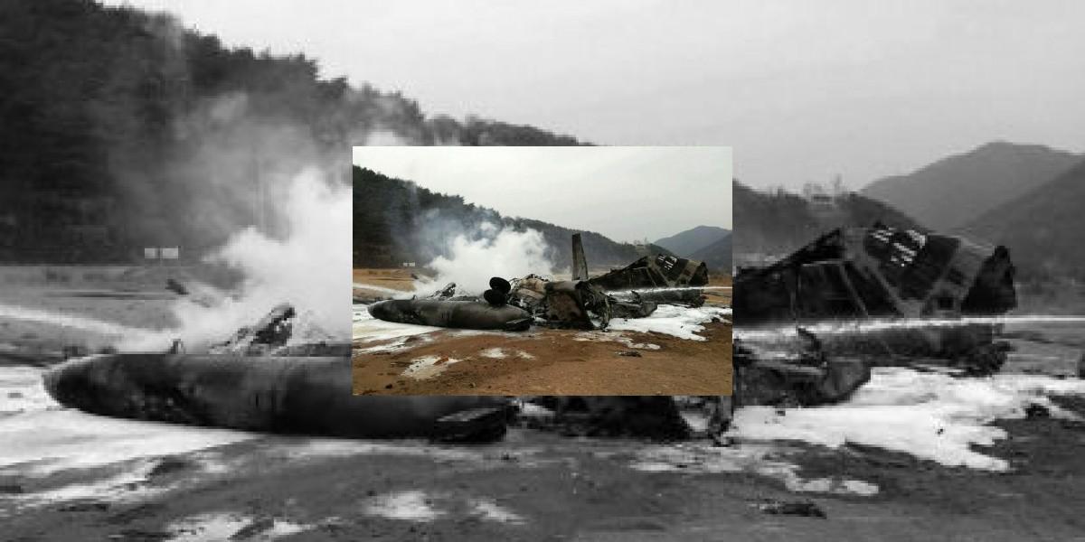 Helicóptero militar de EEUU se estrella cerca de frontera norcoreana