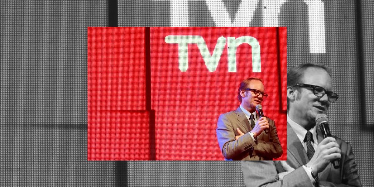 Director ejecutivo de TVN sobre críticas de la Alianza por Bachelet: