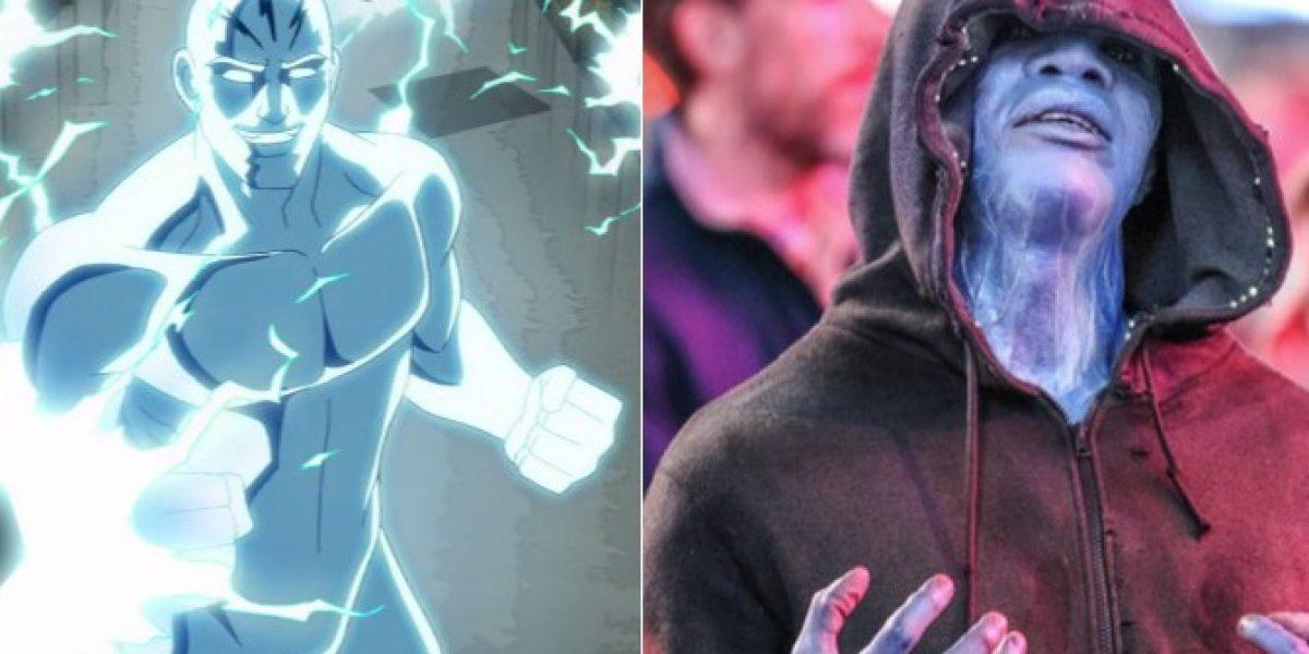 Aparecen primeras imágenes del villano de Amazing Spider-Man 2: