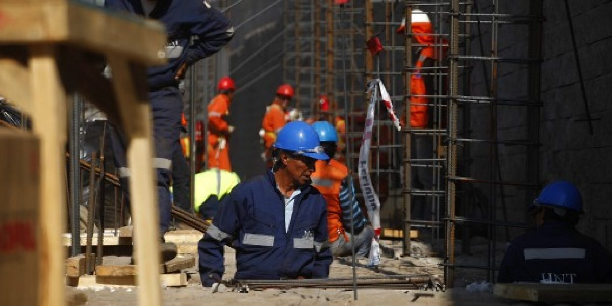 CChC: un 4,7% interanual aumenta actividad de la construcción en febrero