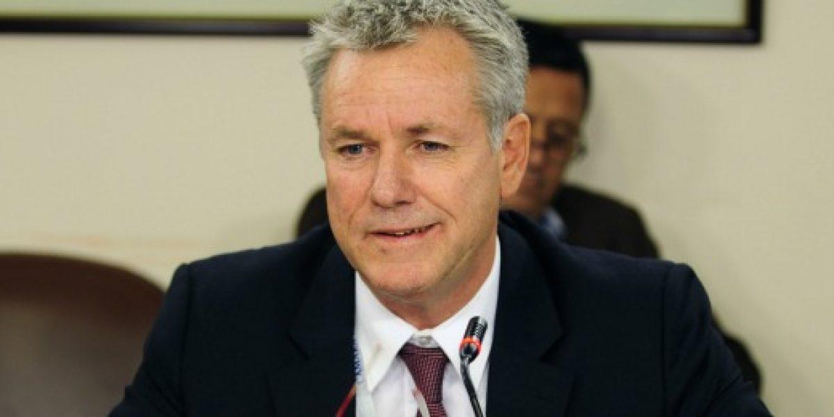 Presidente de Codelco dice que precio del cobre está en línea a lo esperado por la empresa