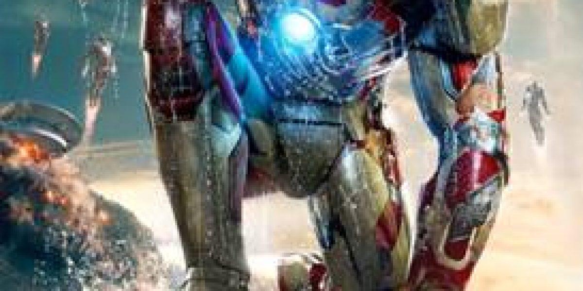 Realizarán función exclusiva de pre estreno de Iron Man 3 en 3D