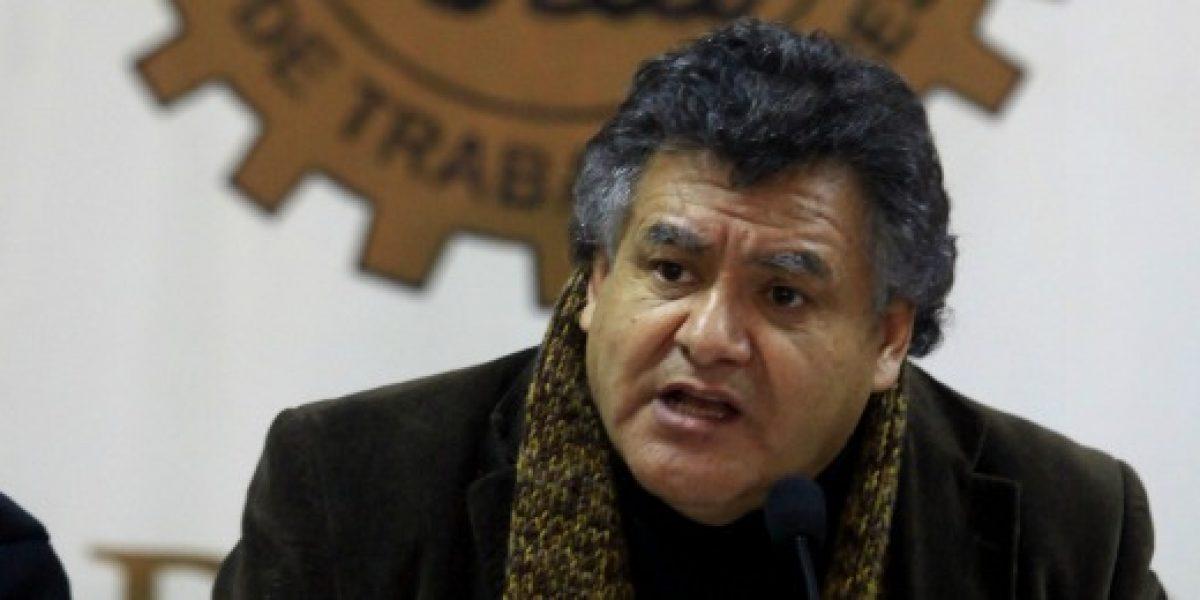 Líder de trabajadores del cobre: reunión con Piñera fue