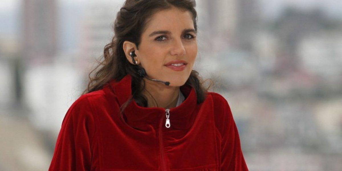 María Luisa Godoy fue madre de una niña