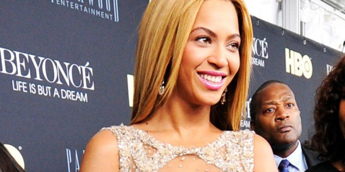 Transparencia le pasa una mala jugada a Beyoncé en Serbia