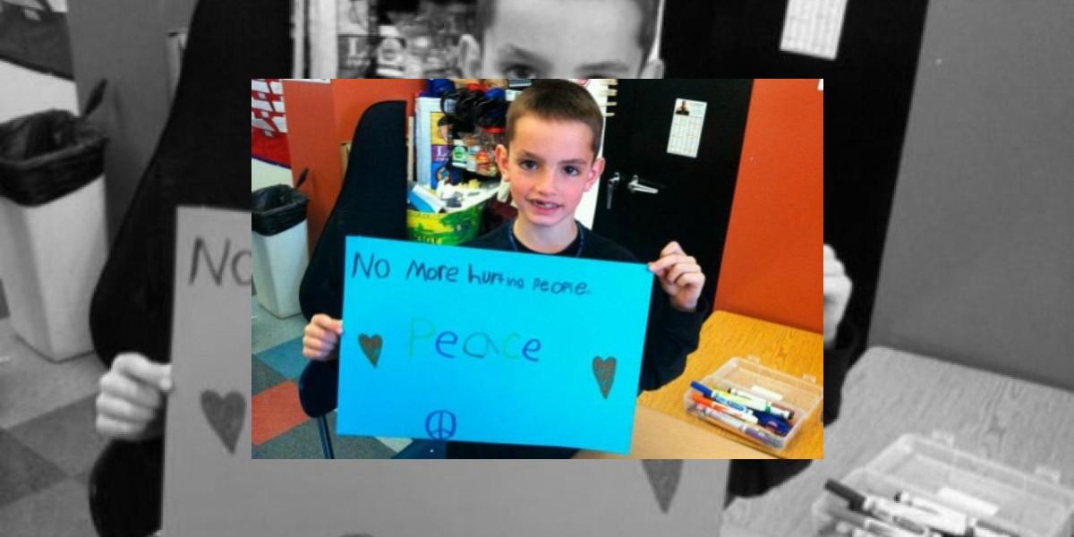Tragedia de Boston: Sale a la luz triste historia de niño de ocho años que murió