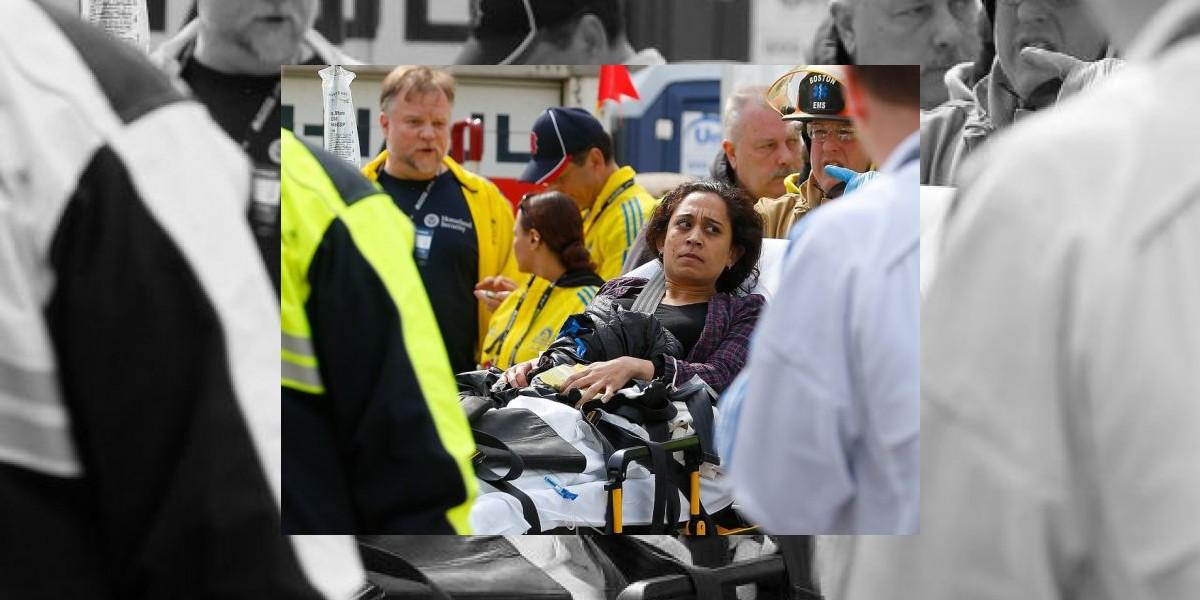 Explosiones en Boston: A tres aumentan víctimas fatales que incluyen niño de 8 años